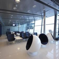 Finnair lounge, Helsinki